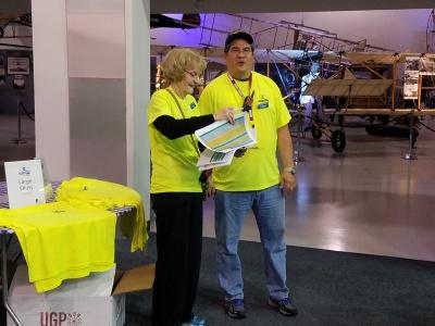 Volunteer - Hiller Aviation Museum