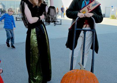 Hiller Halloween,