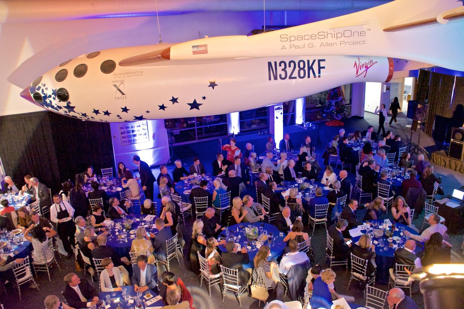 Hiller Aviation Museum Gala,
