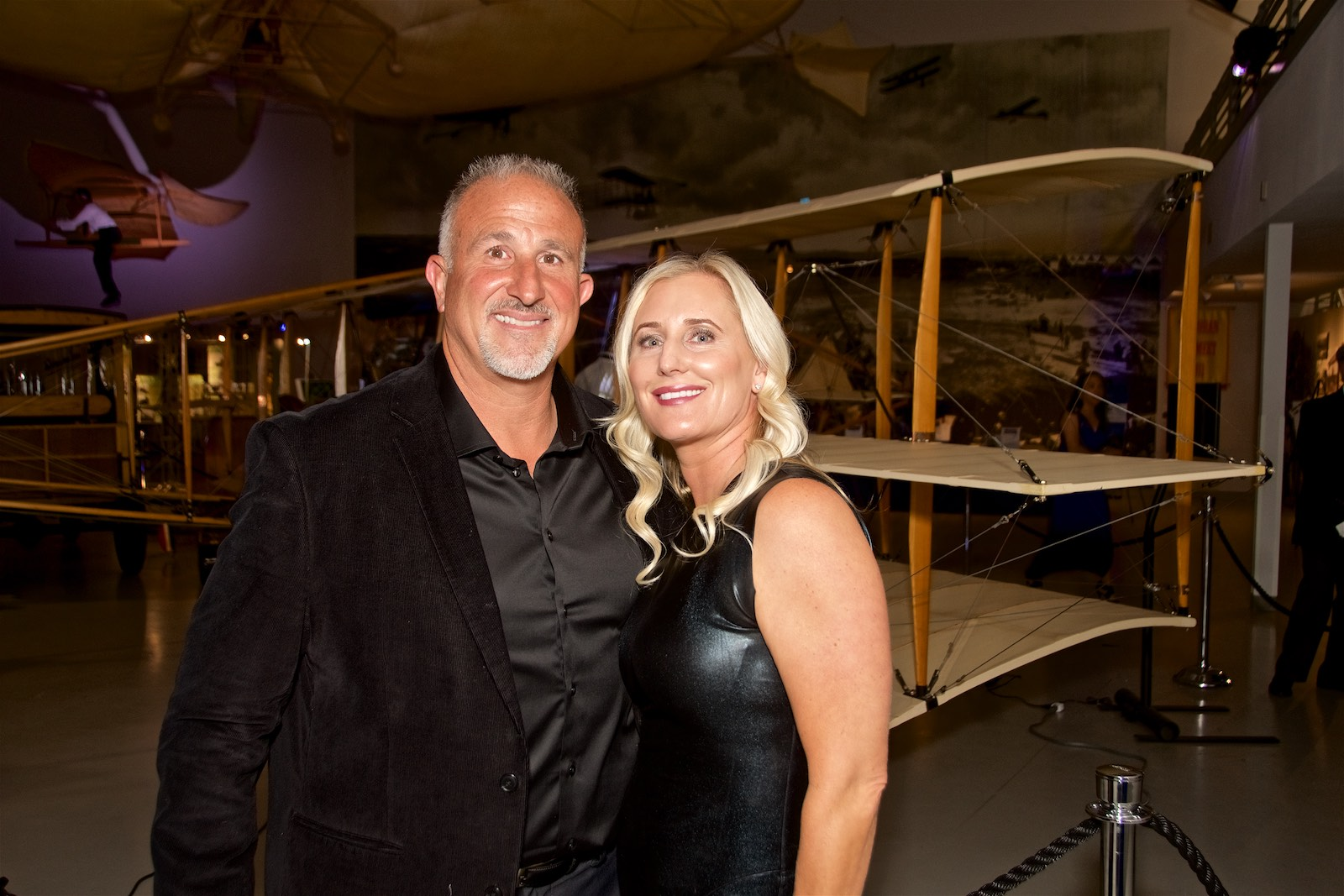 Hiller Aviation Museum Gala,