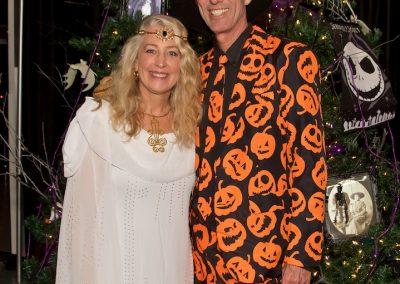 Hiller Halloween Party,