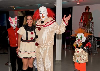 Hiller Halloween Party,