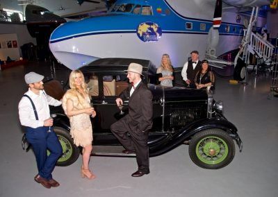 Hiller Aviation museum, Gatsby,