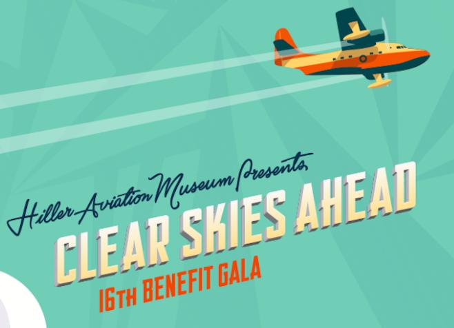 Clear Skies Ahead Benefit Gala
