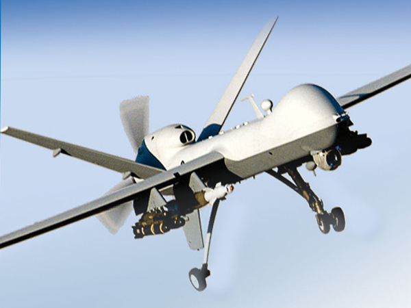 DRONE STRIKE: Unmanned Aerial Warfare in the 21st Century