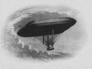 Early Airships