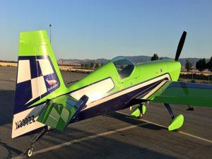 E-Gamer Aerobatic Flight Simulation @ Hiller Aviation Museum