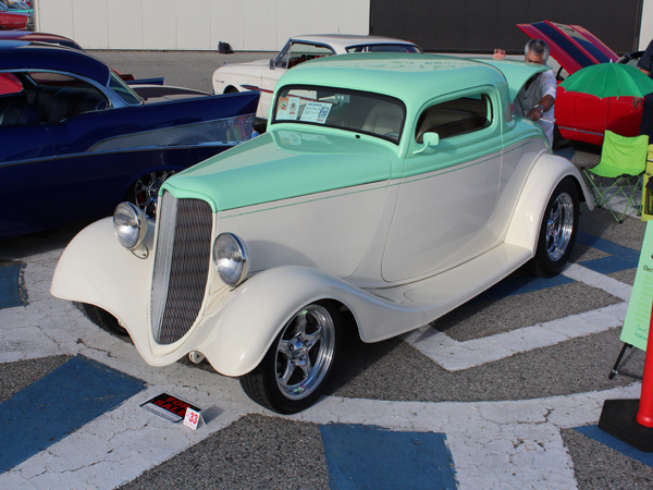 Ford Hot Rod web