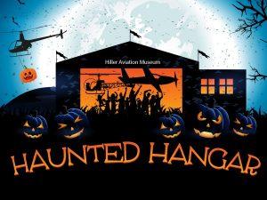 Halloween Haunted Hangar @ Hiller Aviation Museum