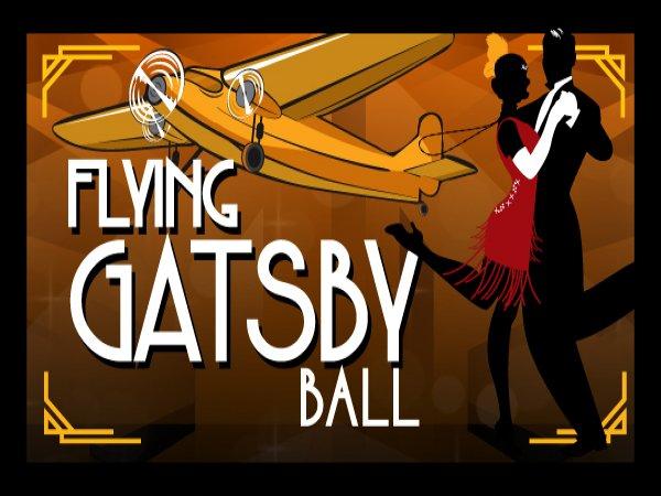 Flying Gatsby Ball – POSTPONED