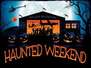 Halloween Haunted Weekend