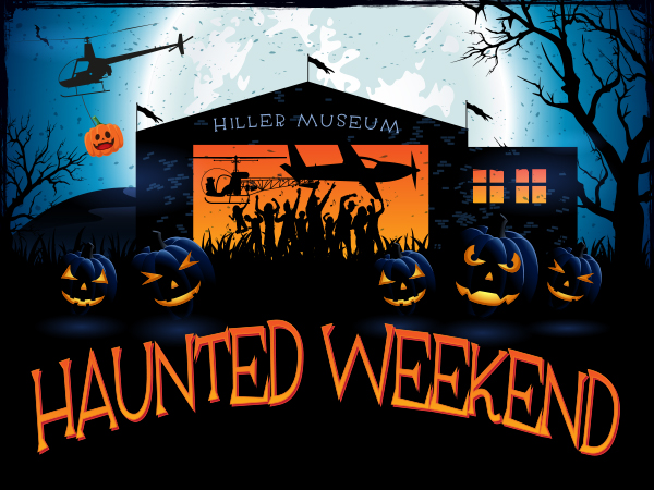 Halloween Haunted Hangar