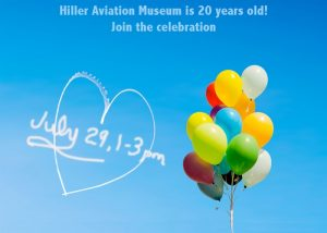 Members-only Aviation Party