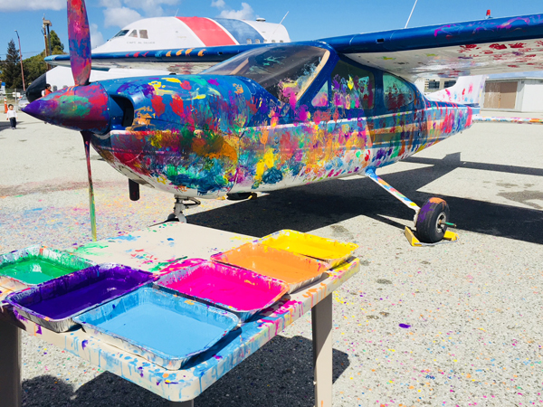 Paint a Plane 600x450