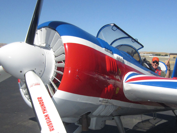 Perkins Yak 54 - sitting web