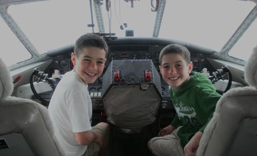 Careers Take Flight
