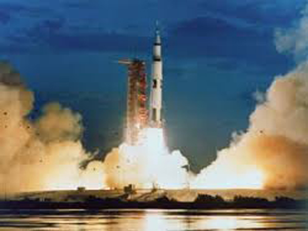 50th Anniversary Apollo Moon Landing Saturn-V The First 700 Seconds