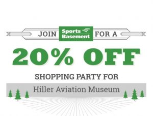Sports Basement Discount Shopping Event