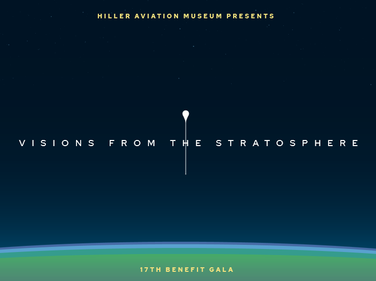 Visions From the Stratosphere Benefit Gala