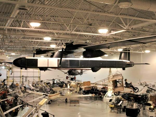 SpaceShipOne (replica)