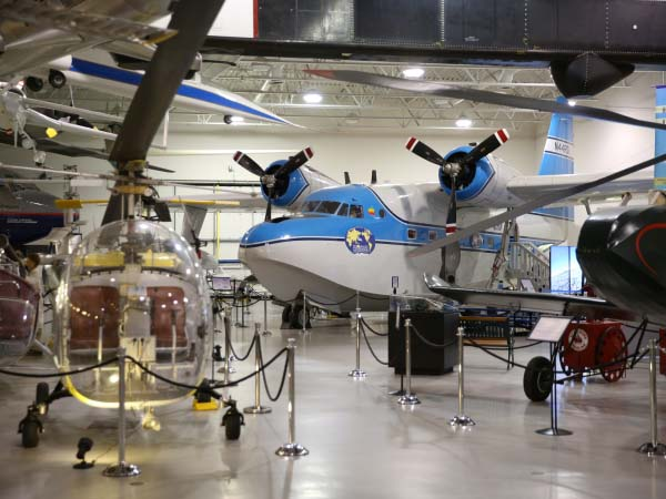 Aircraft in Gallery