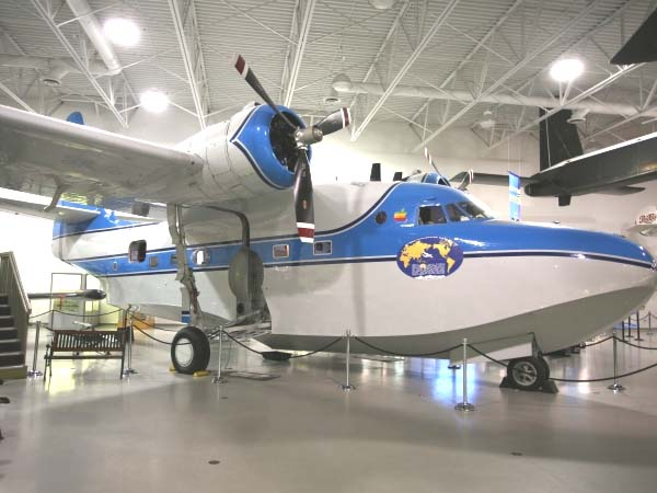 "Grumman HU-16-RD ""Albatross"""
