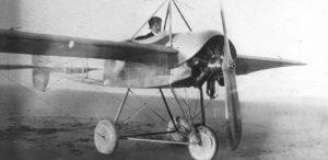 Beachey's monoplane