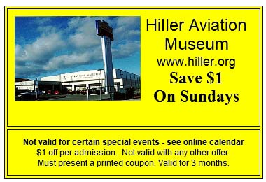 Museum of flight discount coupons