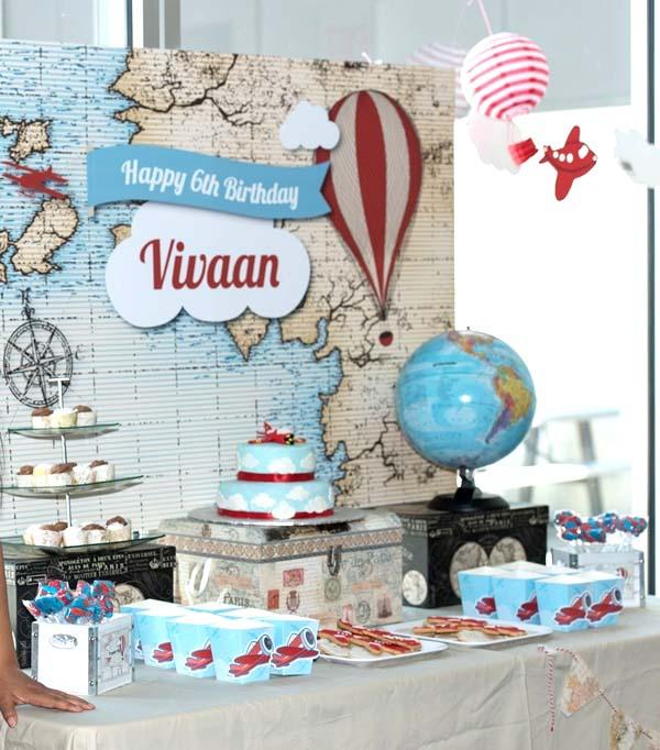 Birthday Parties Hiller Aviation Museum