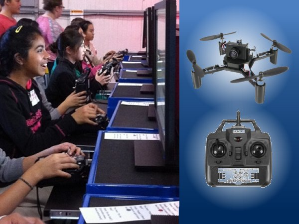 Drone Rangers Workshop