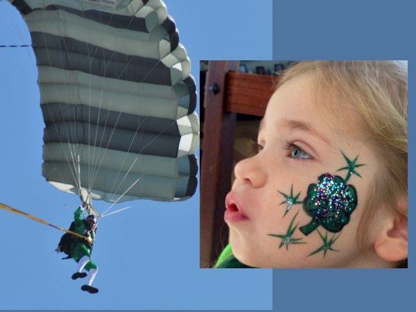 Flying Leprechaun Skydive! – CANCELLED