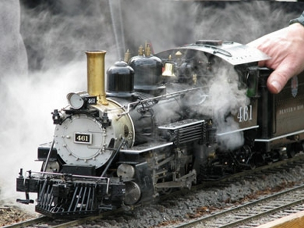 Bay Area Garden Railroad