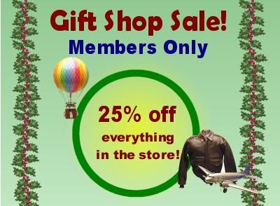 Gift Shop Sale