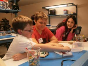 Invention Lab - Family Wednesdays
