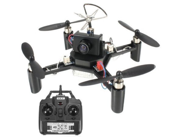 Nano Drone Workshop – PM