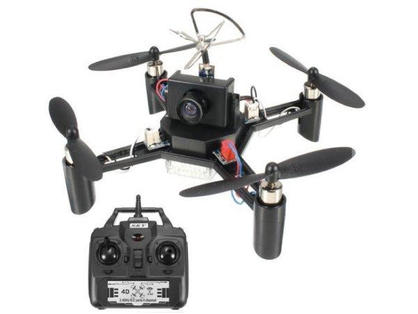 Nano Drone Workshop – AM