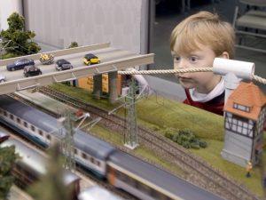 Train Display - Summer