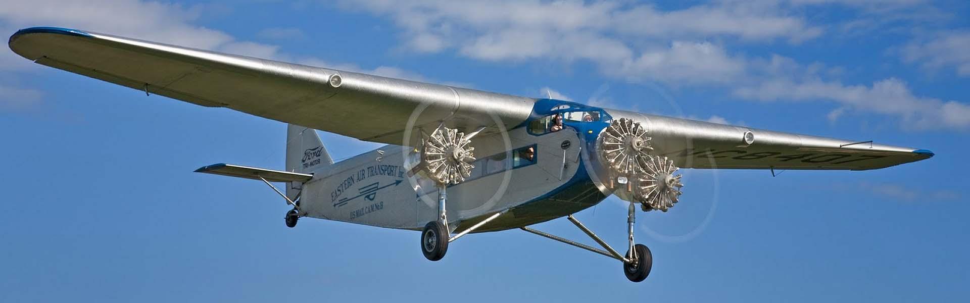 Ford Tri Motor Tour Hiller Aviation Museum